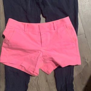 BR Casual Bright Pink Shorts